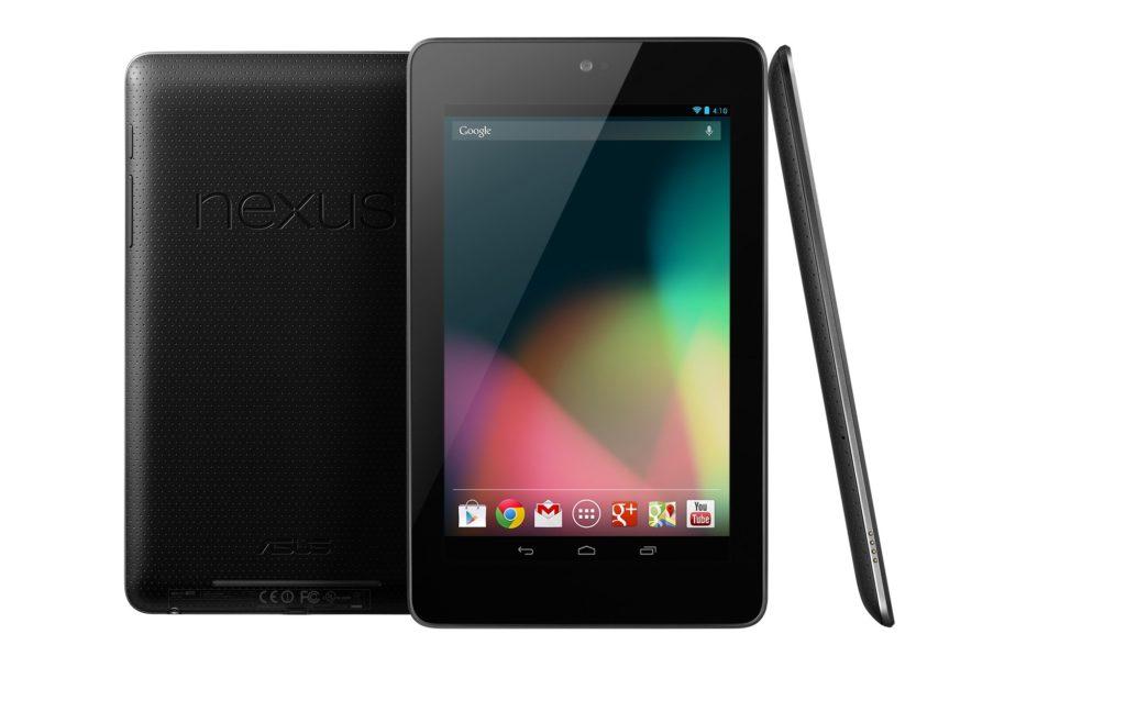 Nexus 7 - materiały producenta